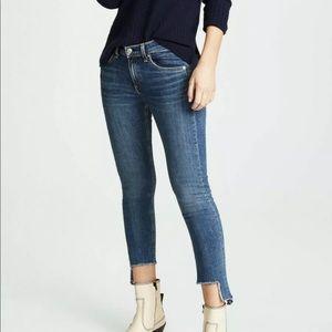 Rag & Bone Capri Hampton Ankle Jeans